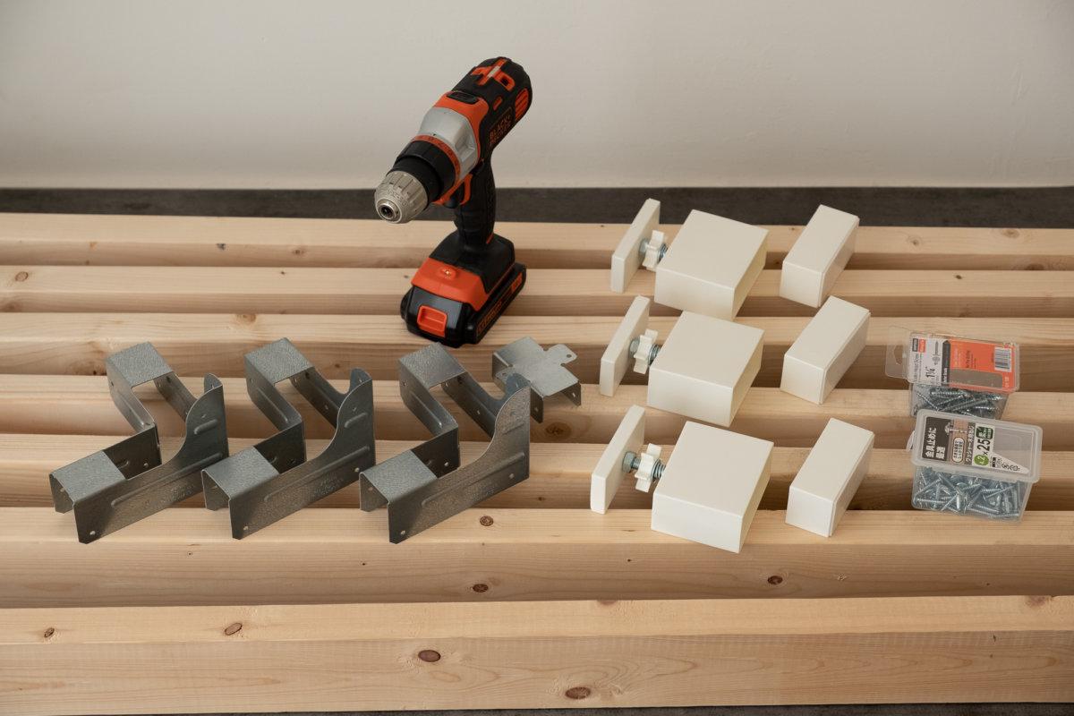 DIY | ハウツー | 初めての人が揃えたい道具7つと基本の手順3つ