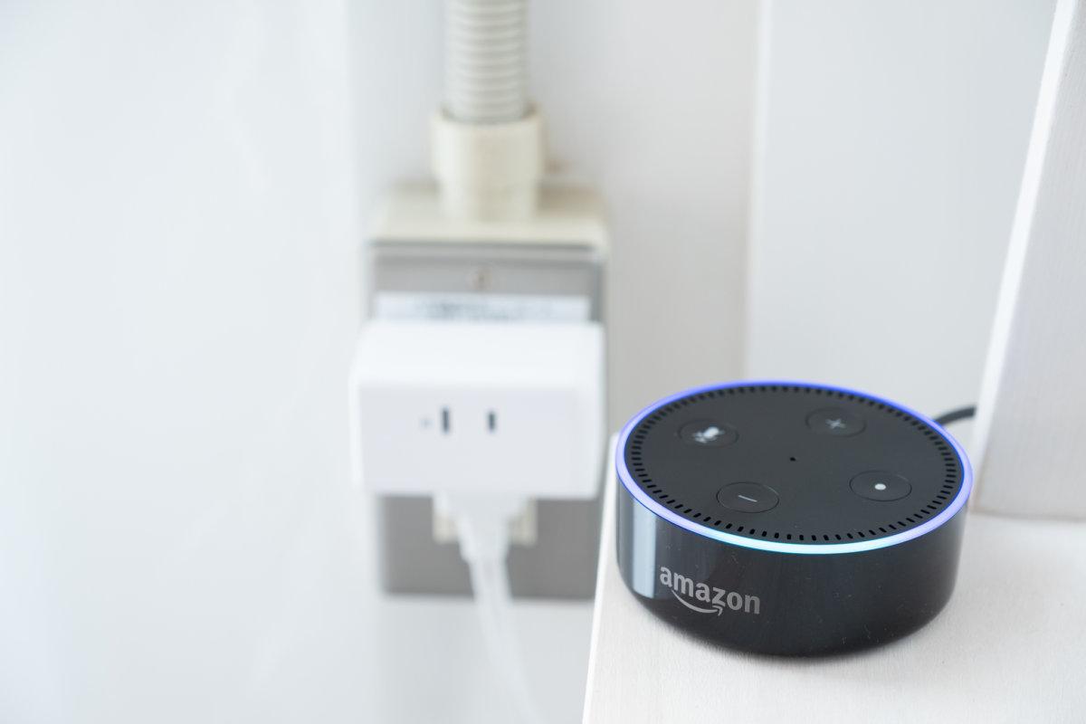 スマートスピーカー Amazon Echo で照明をリモート化してみた